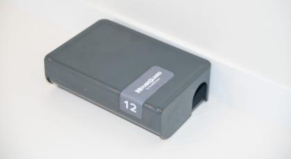 MouseGuard ongediertebestrijding elektronische muizendoos